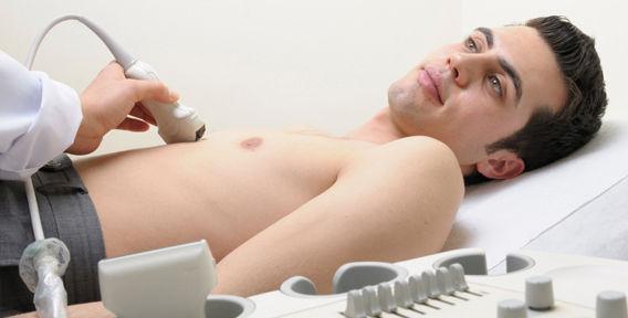 Диффузные изменения паренхимы поджелудочной железы