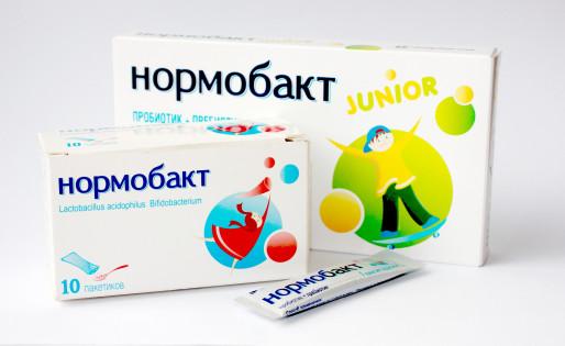 Таблетки Нормобакт