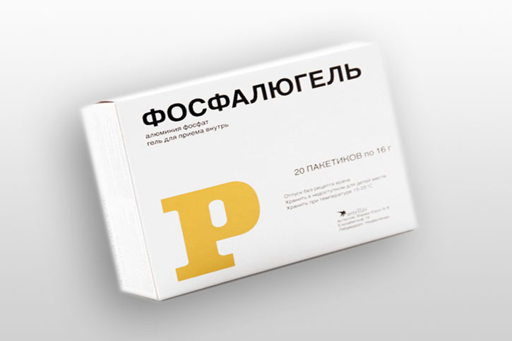 Препарат Фюсфальгель