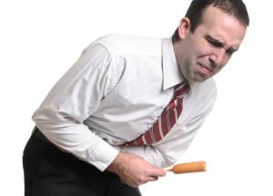 Симптомы обострения хронического гастрита