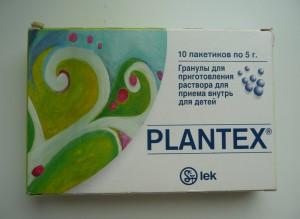 Плантекс для детей