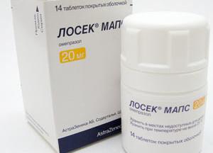 Препарат Лосек