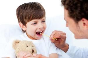 О чем говорит понос с кровью у ребенка?