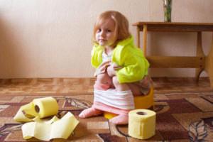 Причины диареи у детей