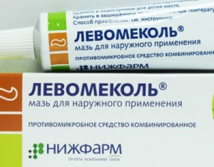 Мазь Левомеколь