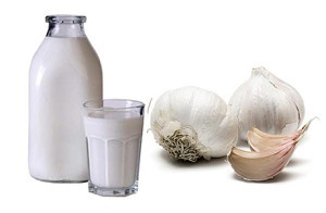 молоко с чесноком от паразитов форум