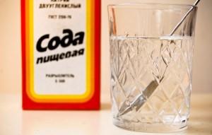 Пищевая сода для промывания желудка