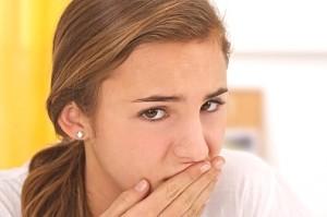 тошнит и запах изо рта